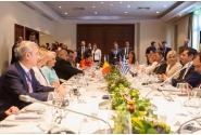 Participare la dineul de lucru oferit de prim-ministrul Republicii Elene, Alexis Tsipras, în onoarea prim-ministrului României, Viorica Dăncilă, prim-ministrului Republicii Bulgaria, Boiko Borisov, și a preşedintelui Republicii Serbia, Aleksandar Vučić