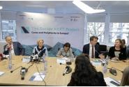 """Participarea premierului Viorica Dăncilă la conferința """"Cores and Peripheries in Europe? A Europe NEXT Project"""", organizată de Institutul ASPEN"""