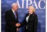 Întrevederea premierului Viorica Dăncilă cu vicepreședintele SUA, Mike Pence