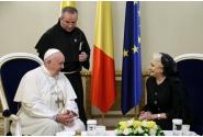 Convorbiri tête-à-tête între prim-ministrul Viorica Dăncilă și Sanctitatea Sa Papa Francisc
