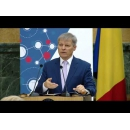 Prime Minister Dacian Ciolos attended the launch of the OECD analysis regarding five key areas of public governance and administrative reform in Romania