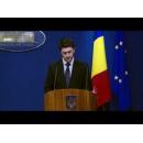 Briefing de presă susținut de ministrul delegat pentru Relațiile cu Românii de Pretutindeni, Maria Ligor și de purtătorul de cuvânt, Liviu Iolu, la finalul ședinței de guvern