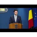 Declarații de presă susținute de purtătorul de cuvânt al Guvernului, Liviu Iolu, la finalul ședinței de guvern