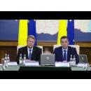 Déclarations du Président de la Roumanie Klaus Iohannis et du Premier ministre  Sorin Grindeanu, au commencement de la réunion du Gouvernement