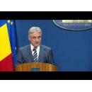 Declarații susținute de ministrul Finanțelor Publice, Viorel Ștefan, si ministrul Justiţiei, Florin Iordache, la finalul ședinței de guvern
