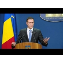 Statements by Prime Minister Sorin Grindeanu at the Victoria Palace