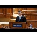Discursul susținut de premierul Sorin Grindeanu la dezbaterea în Parlament a moțiunii de cenzură