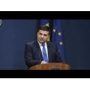 Briefing de presă susținut de ministrul Economiei, Alexandru Petrescu, la finalul ședinței de guvern