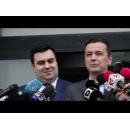 Declarații susținute de premierul Sorin Grindeanu, după vizita de lucru de la Ministerul Transporturilor