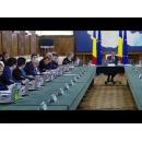 Déclarations du Premier ministre Sorin Grindeanu au commencement la réunion du Gouvernement