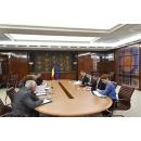Premierul Sorin Grindeanu s-a întâlnit cu ministrul Finanțelor Publice, Viorel Ștefan, cu reprezentanții Agenției Naționale de Administrare Fiscală și ai Comisiei Naționale de Prognoză