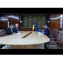 Întâlnirea premierului Sorin Grindeanu cu Georgios Stassis, Country Manager Enel România