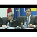Visite du Premier ministre Sorin Grindeanu dans le département de Brăila
