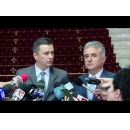 Vizita de lucru a premierului Sorin Grindeanu la Ministerul Finanțelor Publice