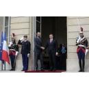 Vizita premierului Sorin Grindeanu la Paris