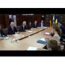 Întrevederea premierului Sorin Grindeanu cu prim-ministrul Landului Saxonia, Stanislaw Tillich