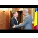 Întrevederea premierului Mihai Tudose cu ambasadorul Spaniei la București, Ramiro Fernández Bachiller