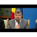 Întrevederea vicepremierului Ion-Marcel Ciolacu cu personalul diplomatic al Reprezentanței Permanente a României pe lângă UE
