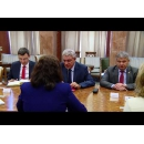 PM Mihai Tudose met with a delegation of the World Bank mission to Romania