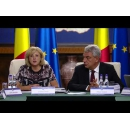 Press statements by PM Mihai Tudose and the European Commissioner for Regional Policy Corina Cretu