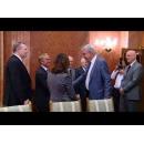 PM Mihai Tudose meets with a Rheinmetall delegation