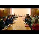 PM Mihai Tudose meets with the European Commission Vice-President for Energy Union Maroš Šefčovič