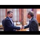 Întrevederea vicepremierului Marcel Ciolacu cu o delegație a Băncii Mondiale, condusă de Cyril Muller, vicepreședintele Băncii Mondiale pentru Europa și Asia Centrală