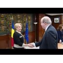 Întrevederea doamnei Prim-ministru Viorica Dăncilă cu Ambasadorul Marii Britanii, Paul Brummell