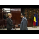 Prime Minister Viorica Dancila received the Ambassador of the State of Kuweit, H.E. Mr. Talal Mansour Alhajeri