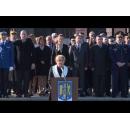 Participarea premierului Viorica Dăncilă la manifestările organizate cu prilejul Zilei Jandarmeriei Române