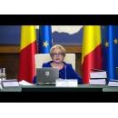 Declarații susținute de premierul Viorica Dăncilă la începutul ședinței de guvern de astăzi
