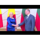 Prime Minister Viorica Dancila's working visit to Lithuania
