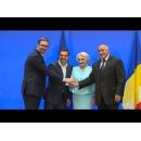 Joint press statements by the Greek Prime Minister Alexis Tsipras, Serbian President Aleksander Vučić, Romanian Prime Minister Viorica Dancila, and Bulgarian Prime Minister  Boiko Borisov