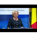 Prime Minister Viorica Dăncilă attends the opening of the Government Internship Programme, the 2018 edition