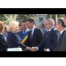 Address by Prime Minister Viorica Dancila, at Constanta, on the occasion of her participation in the opening of Palas drinking water treatment plant, rehabilitated and modernized with European financing
