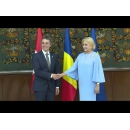Prime Minister Viorica Dăncilă meets with the Head of the Federal Department of Foreign Affairs Ignazio Cassis