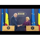 Prime Minister Viorica Dăncilă met with the European Commissioner for Agriculture and Rural Development Phil Hogan