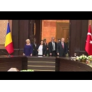 Official dinner offered by the President of the Republic of Turkey, Mr. Recep Tayyip Erdoğan, in honor of the Prime Minister Viorica Dăncilă