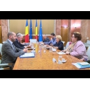 Prime Minister Viorica Dăncilă met with the President of the European Committee of the Regions (CoR) Karl-Heinz Lambertz