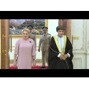 Plenary talks between the Romanian and Omani delegations, chaired by Prime Minister Viorica Dăncilă and Omani Deputy Prime Minister Sayyid Fahd bin Mahmoud al-Said