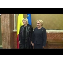 Prime Minister Viorica Dăncilă met with the Commissioner for Human Rights of the Council of Europe (CoE) Dunja Mijatović
