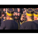 Prime Minister Viorica Dăncilă attends the National Day celebrations