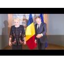 Întrevederea premierului Viorica Dăncilă cu Donald Tusk, Președintele Consiliului European