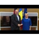 Întrevederea premierului Viorica Dăncilă, cu ministrul economiei şi energiei al Republicii Federale Germania, Peter Altmaier