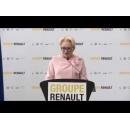 Vizita premierului Viorica Dăncilă la sediul Renault Bucharest Connected