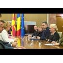 Întrevederea prim-ministrului României, Viorica Dăncilă, cu vicepremierul și ministrul Apărării Naționale din Republica Macedonia de Nord, Radmila Sekerinska-Jankovska