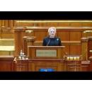 Intervenția premierului Viorica Dăncilă de la dezbaterea moțiunii de cenzură în cadrul ședinței comune a Camerei Deputaților și Senatului
