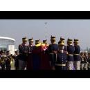 Participarea premierului Viorica Dăncilă la ceremonialul militar și religios organizat cu prilejul repatrierii pentru reînhumarea Reginei-Mamă Elena a României