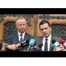 Declarații susținute de premierul Sorin Grindeanu, după vizita de lucru de la Ministerul Educației Naționale