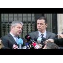 Declarații susținute de premierul Sorin Grindeanu, după vizita de lucru de la Ministerul Sănătății